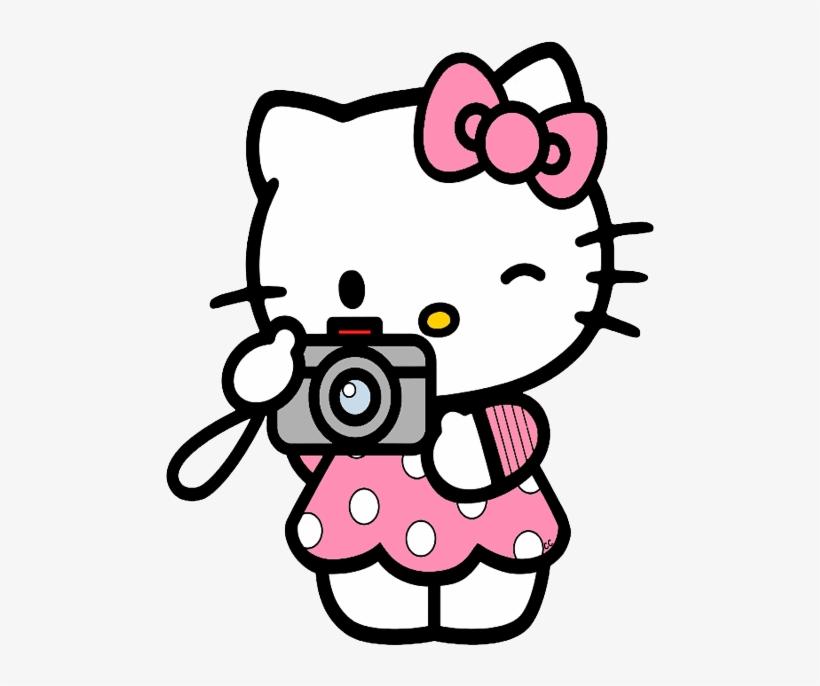 Comics And Fantasy - Cartoon Characters Hello Kitty, transparent png #27579