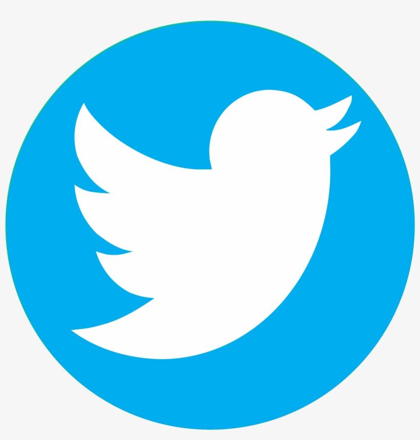 Twitter Logo Png Transparent Background - Logo Twitter Png, transparent png #27646