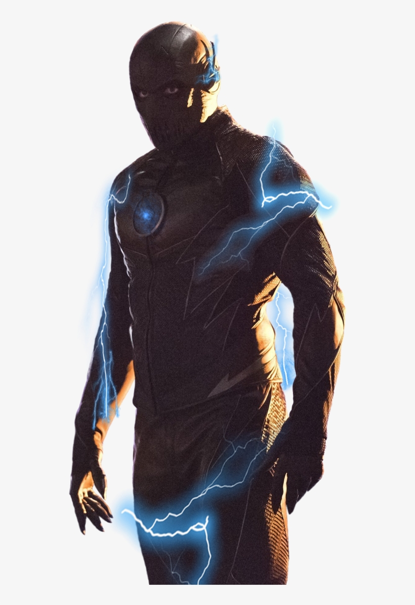 Zoom Hunter Zolomon The Flash Zoom Costume Cosplay Costume Free Transparent Png Download Pngkey