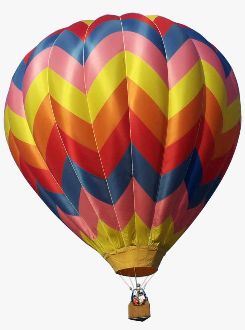 Hot Air Balloon Png 2576 1932 Coloring Page - Hot Air Balloon Png, transparent png #27890