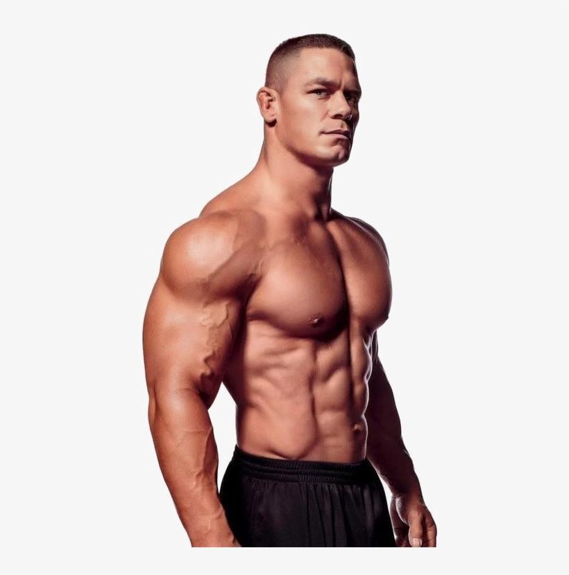John Cena Transparent Image - John Cena Body Shape, transparent png #29876
