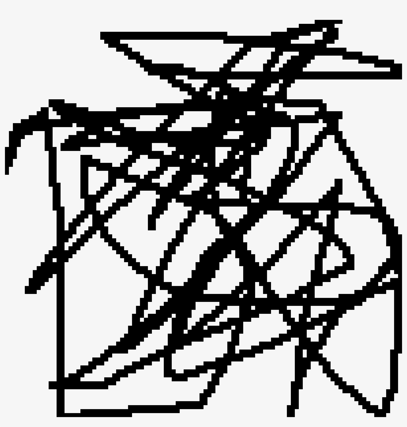 Scribble By Anonymous - Drawing, transparent png #200355