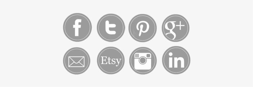 Free Download Social Media Icons Png Clipart Social - Social Network Logo Png, transparent png #201623