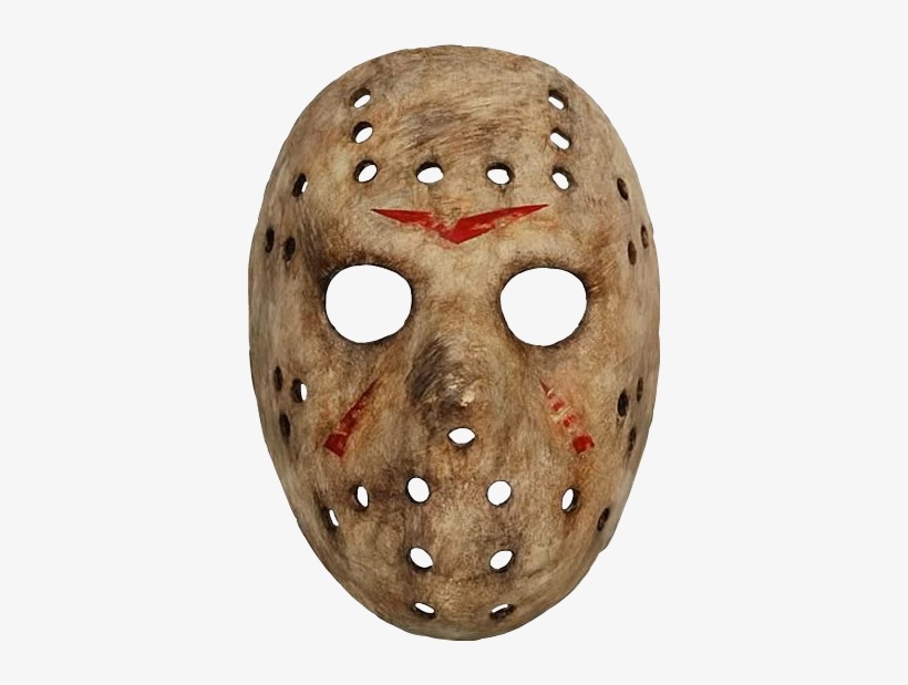 Sign In To Save It To Your Collection - Jason Voorhees Mask No Background, transparent png #202696