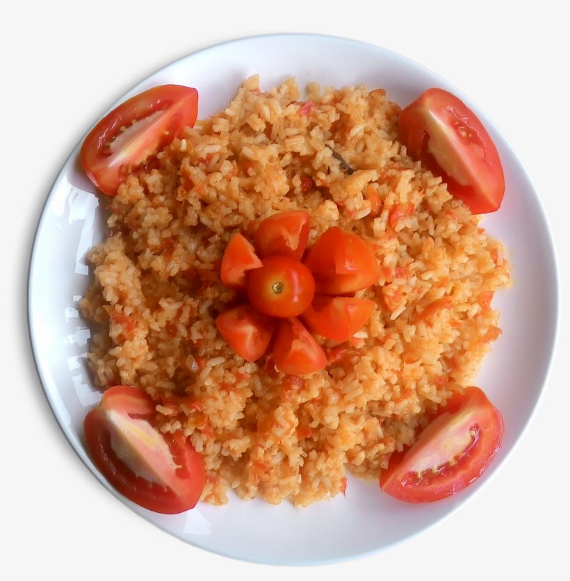 64) Tomato Rice - Tomato Rice Images Png, transparent png #202907