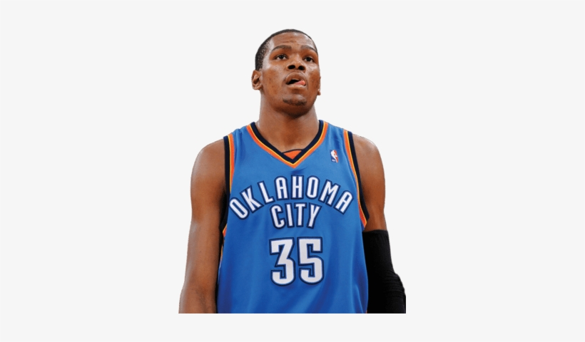Kevin Durant Ready - Kevin Durant Without Background, transparent png #203028