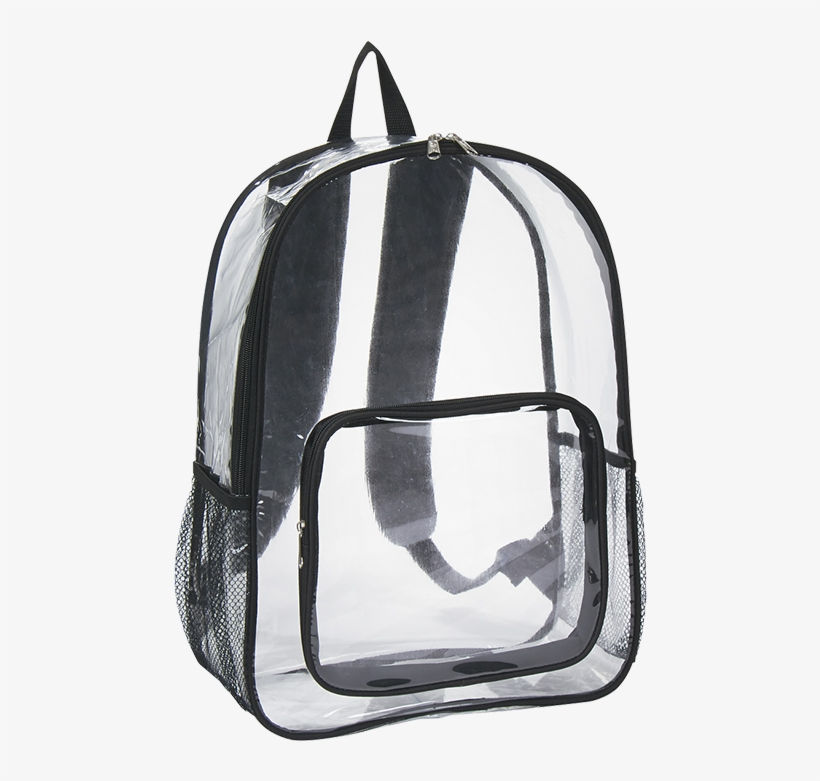 d9f44d2bce2a Beegreen Cheap Transparent Plastic All Kinds Of Pvc - Transparent Backpack  Png