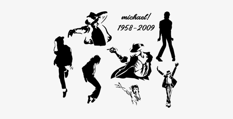 Michael Jackson, Thriller - Michael Jackson, transparent png #204146