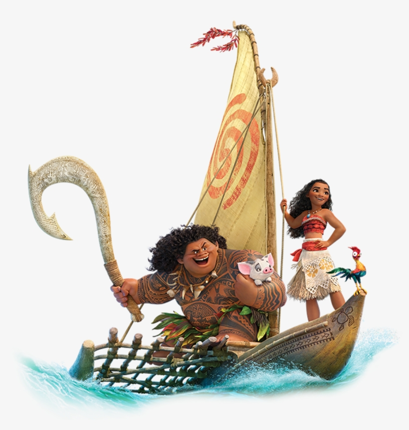 Free Icons Png - 2017 Disney - Moana 1oz Silver Proof Coin, transparent png #204774