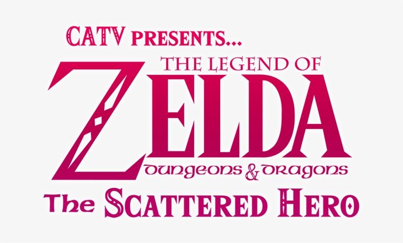 Zelda Logo - The Legend Of Zelda, transparent png #205425