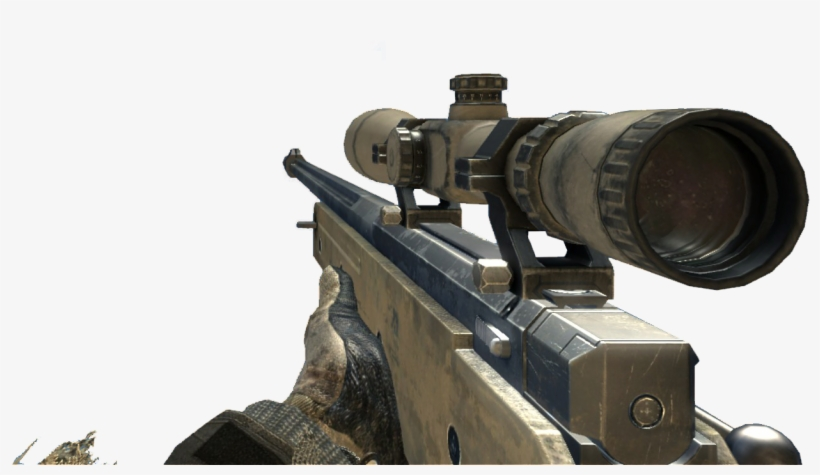 Cod Sniper Png Call Of Duty Sniper Png Free Transparent Png Download Pngkey