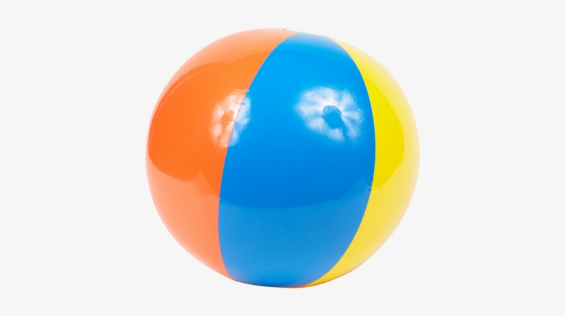 Beach Ball Free Download Png - Beach Ball Png File, transparent png #208287