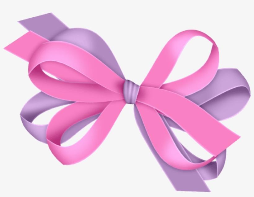 Pink Ribbon Clip Art Of Ribbons For Breast Cancer Awareness - Clip Art Pink Ribbon Png, transparent png #208352