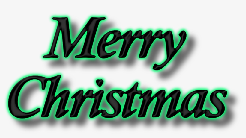 Free Icons Png - Merry Christmas Logo Png, transparent png #209284