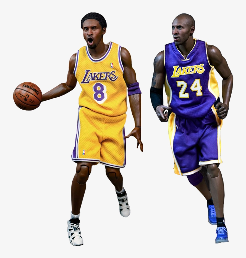 Inicio / Todas Las Marcas / 1/6 Kobe Bryant, Two Pack - Kobe Bryant Transparent Png, transparent png #209921