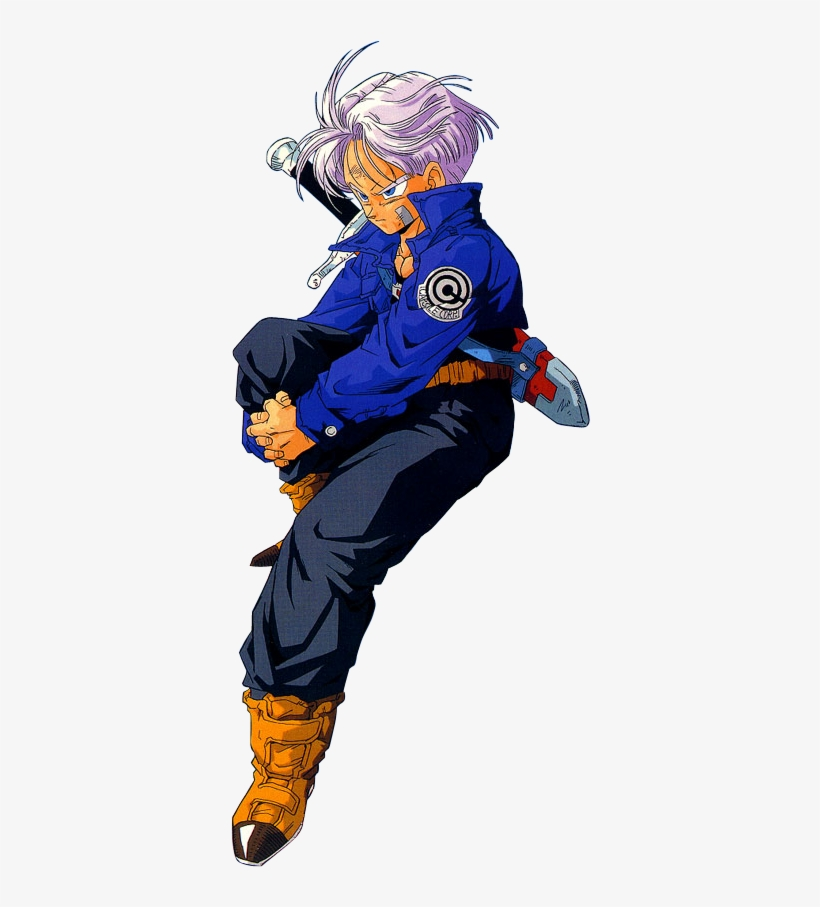 I Won't Disagree Future Trunks Has Had His Fair Share - Dragon Ball Z Trunks, transparent png #2002708