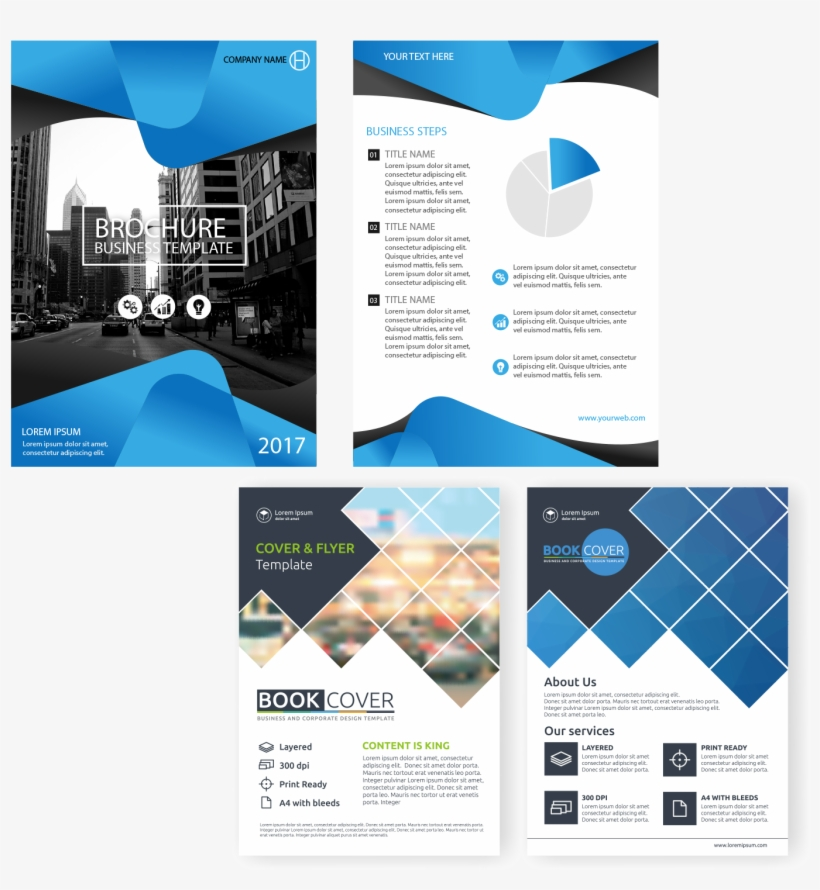 Is For Online Marketing Which Will Be In Pdf Or Png - Graphic Design Book Page Layout, transparent png #2002830