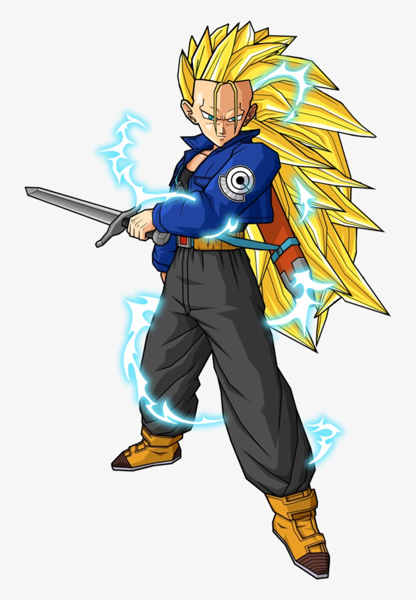 Future Wallpaper Png Anime Dragon Ball Super Trunks Cosplay Costume Aa 0261 Free Transparent Png Download Pngkey