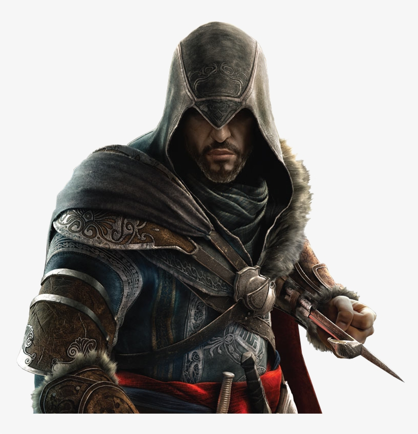 Ezio Auditore Png Hd - Assassin's Creed Revelations Poster, transparent png #2006465