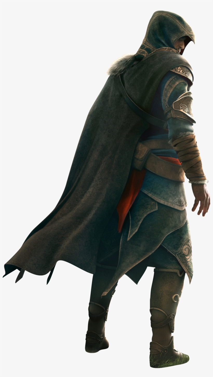 Acr Revelations Ezio Render - Assassin's Creed Ezio Png, transparent png #2006498