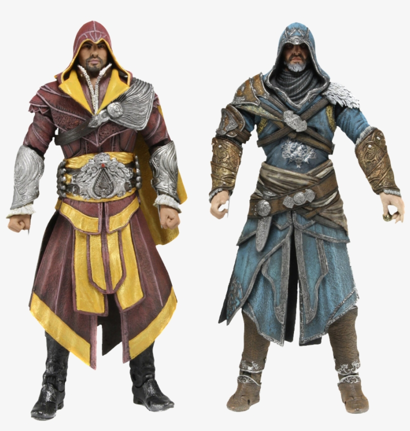 Assassin's Creed Revelations - Assassin's Creed Revelations Action Figures, transparent png #2006571