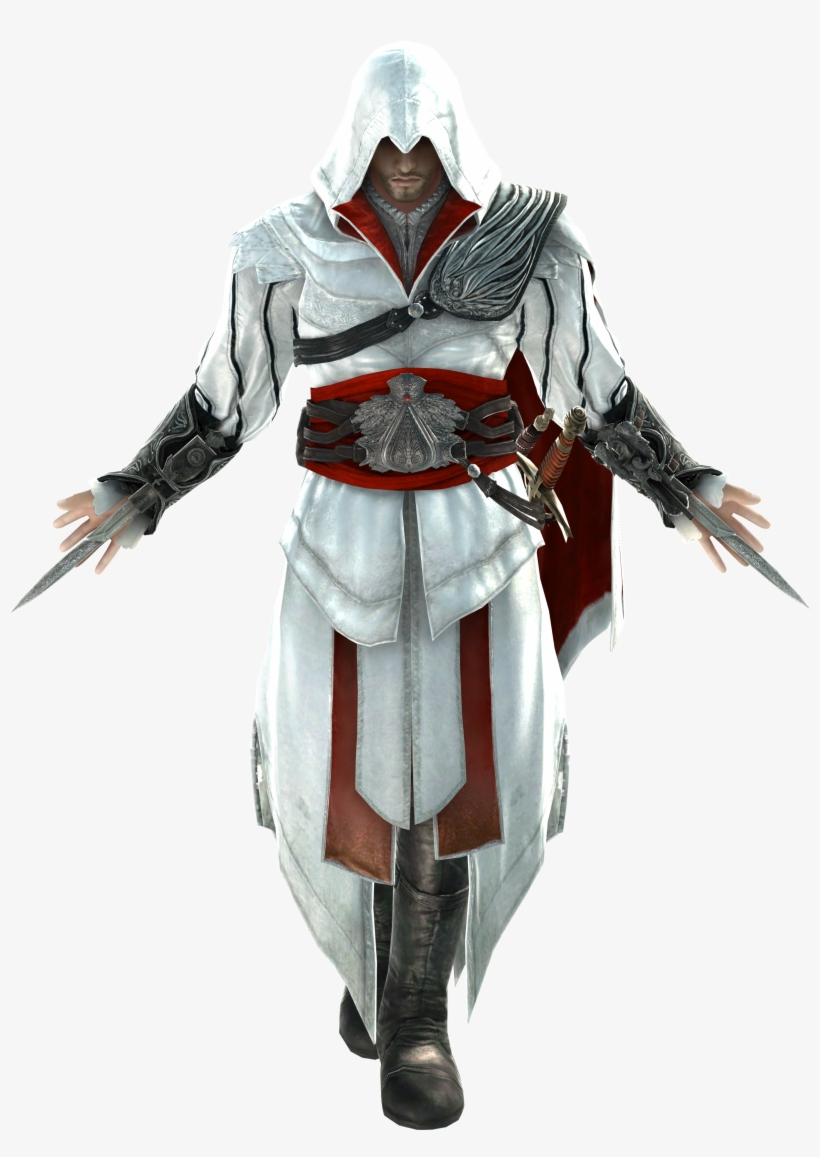 /ezio Auditore - Assassin's Creed 1 Ezio, transparent png #2006666