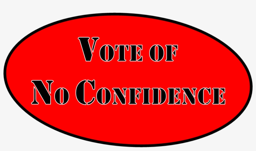 Royalty-Free (RF) Clipart Illustration of a Red, White And Blue YES VOTE NO  Button by oboy #231870