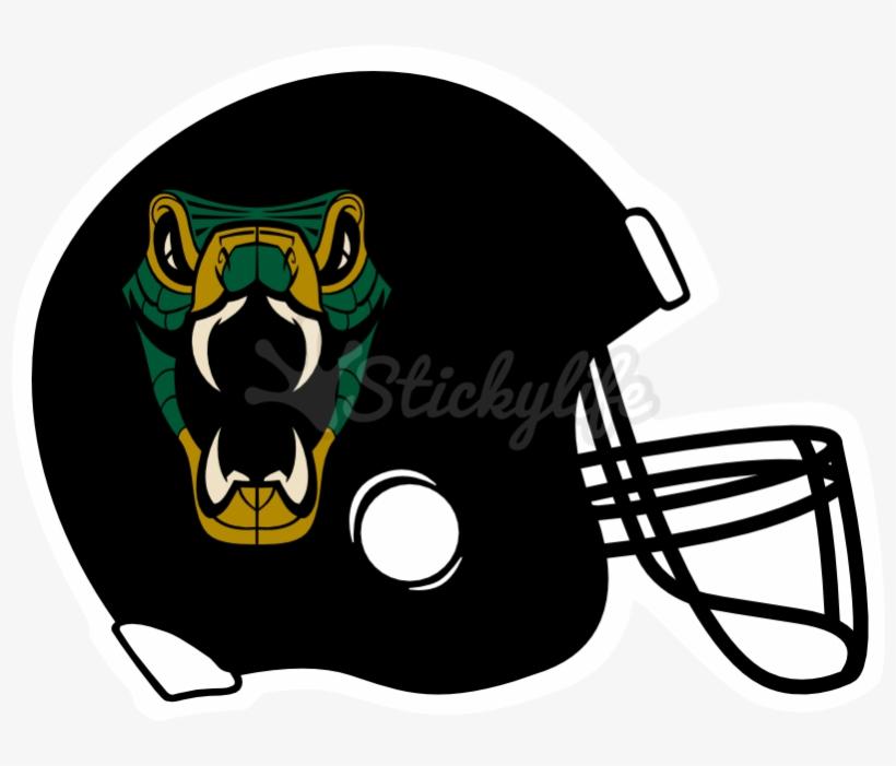 Football Helmet Decals - Red Football Helmet Clipart, transparent png #2009929