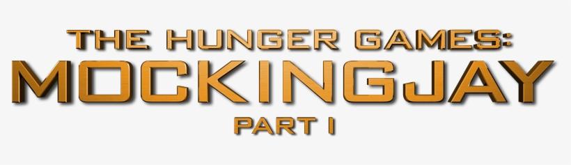 Desktop Wallpapers - Hunger Games Mockingjay Part 1 Logo, transparent png #2011046