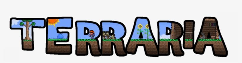 Image Terraria Fan Made Logopng Terraria Wiki - Terraria Transparent Logo, transparent png #2011941