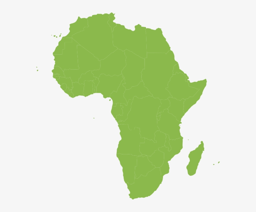 Shape Of Africa Map  Free Download Africa Clipart Shape   Map Of Africa   Free