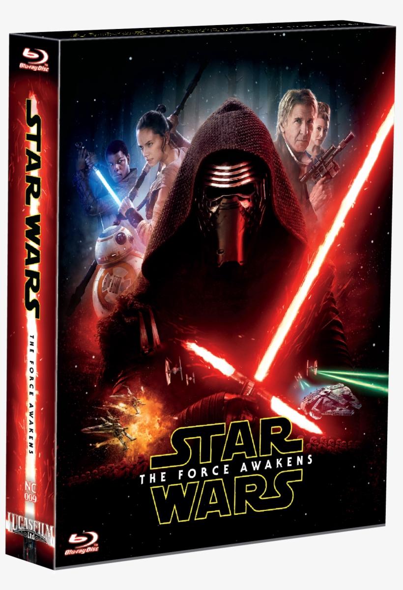 Episode Vii - Star Wars Locandina Film, transparent png #2014475