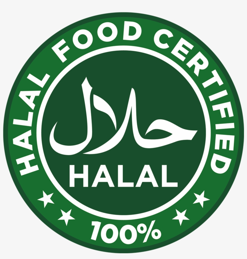 Adding This Field 100 Halal Logo Png Free Transparent Png Download Pngkey