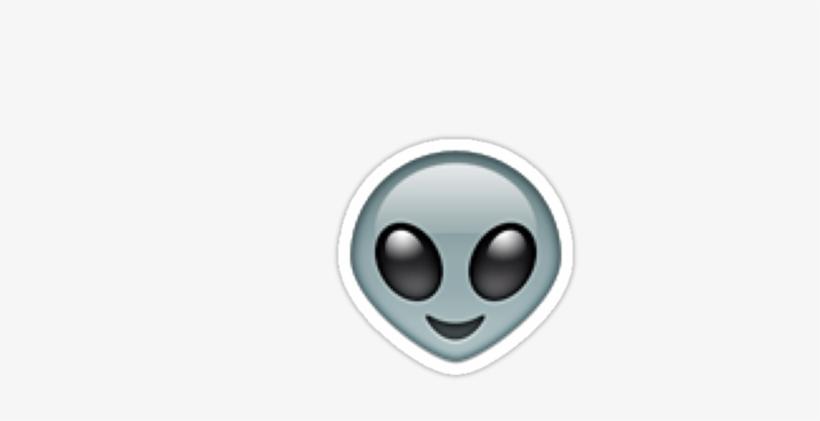 Alien Emoji Alien Emoji Sticker Emoji Alien Free Transparent Png