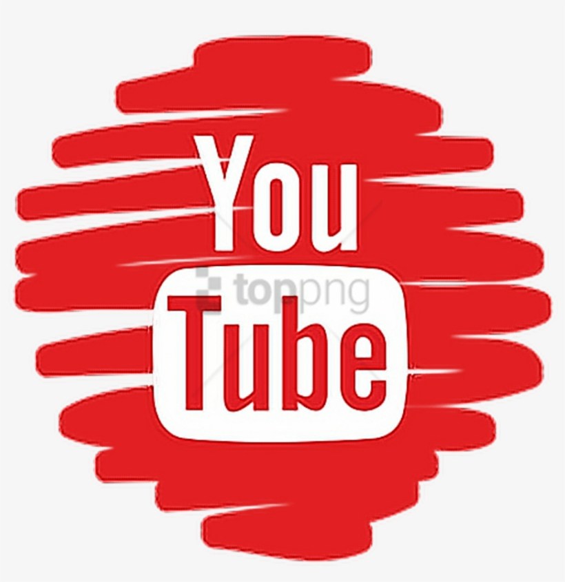 Youtube Subscribe Chanell Transparent Png Sticker - Logo Youtube Png, transparent png #2016869