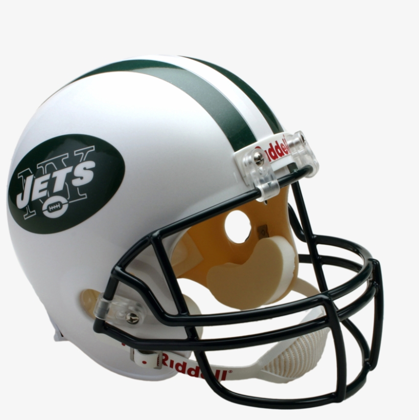 Riddell Deluxe Replica Helmet - Throwback Nfl Football Helmets, transparent png #2017509