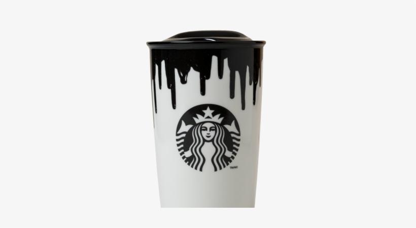 Sleek, Modern Coffee Mug Design By Band Of Outsiders - Starbucks New Logo 2011, transparent png #2018325
