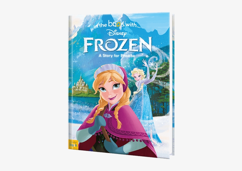 Personalised Disney Frozen Story Book, transparent png #2020345