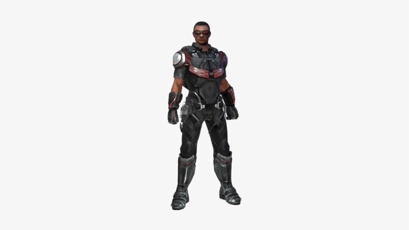 Marvel Falcon Png - Marvel Heroes Captain America Civil War, transparent png #2021445