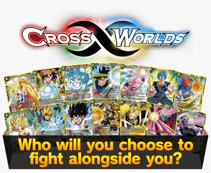 Who Will You Choose To Fight Alongside You - Dragon Ball Super Card Ultra Instinct Goku, transparent png #2021910