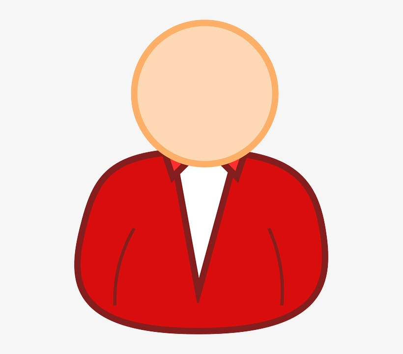 Shawn Jaeger On The Business Team Is The Best I've - Red User Clipart, transparent png #2022515