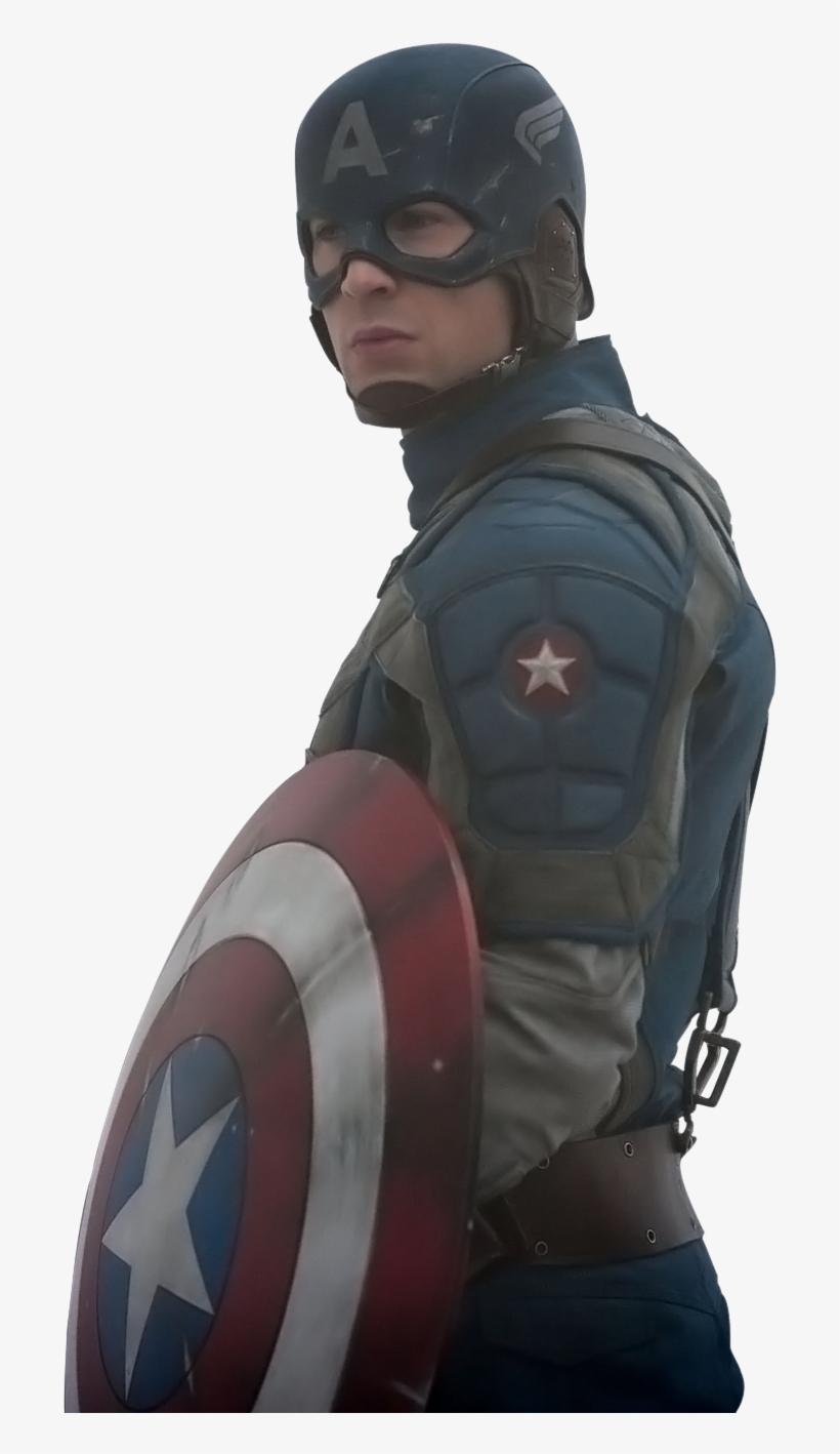 Png Capitão América - Thor In Captain America, transparent png #2025892