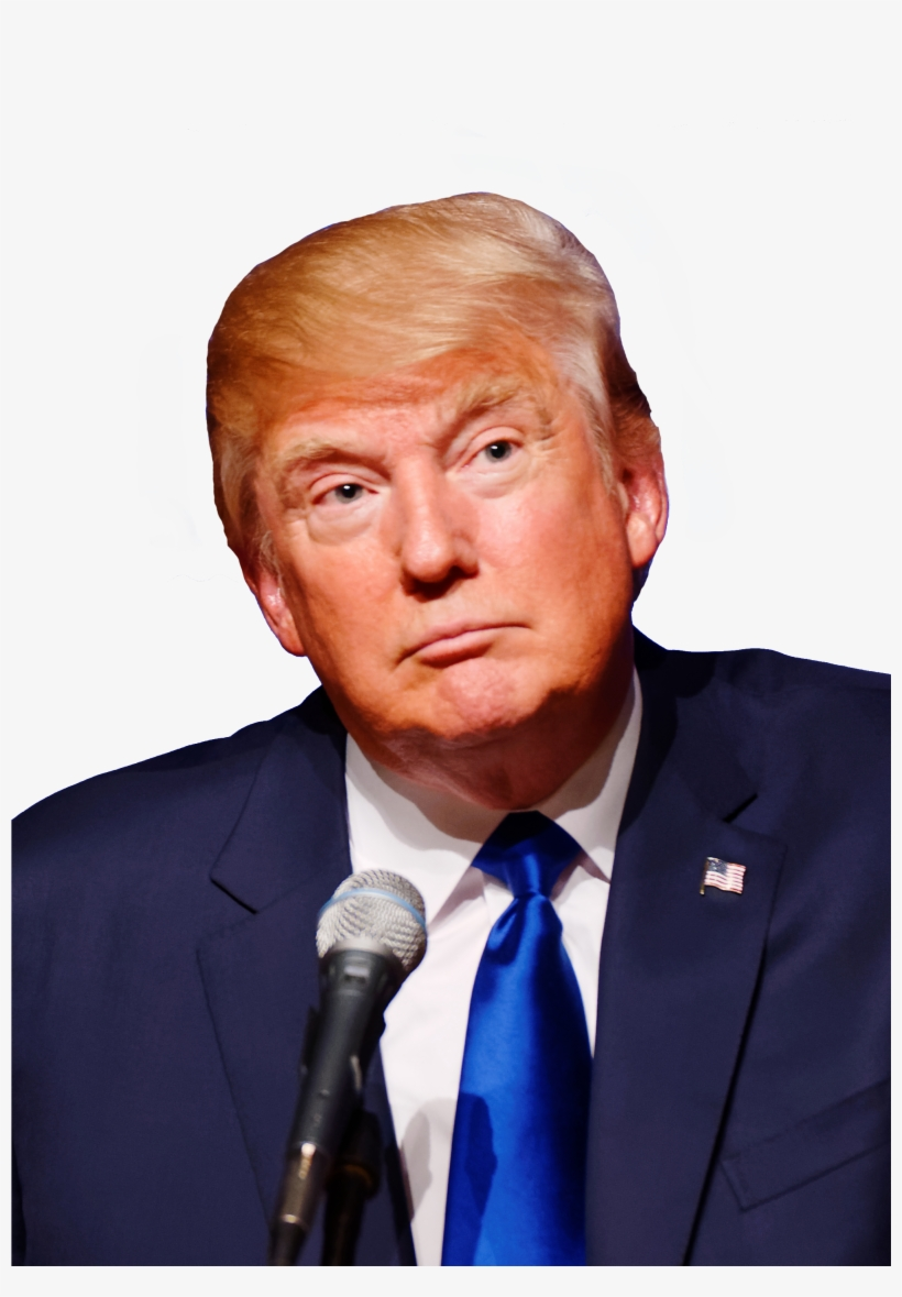 Donald Trump Just Had His Worst Hair Day, And It Had, transparent png #2027426