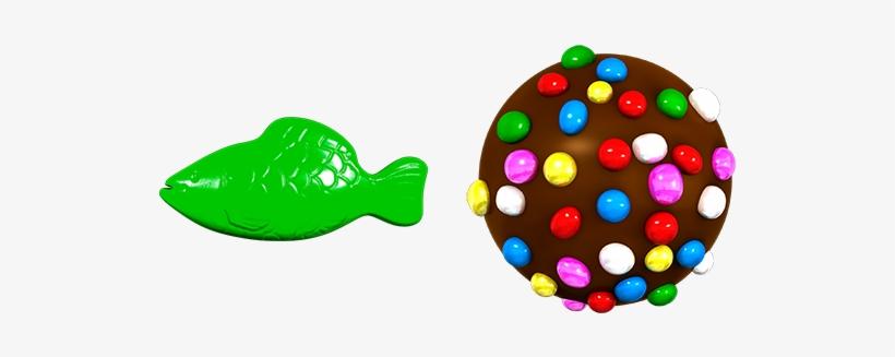Candy Crush Png - Candy Crush Saga Bomb - Free Transparent PNG