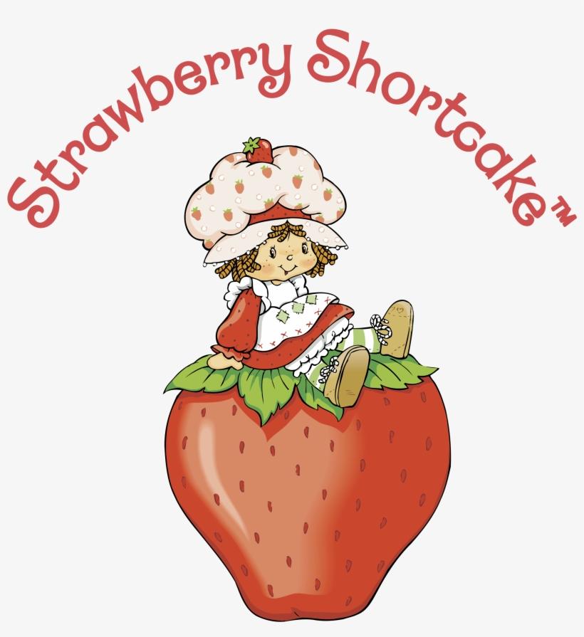 Strawberry Shortcake Logo Png Transparent - Strawberry Shortcake Logo Vintage, transparent png #2030508