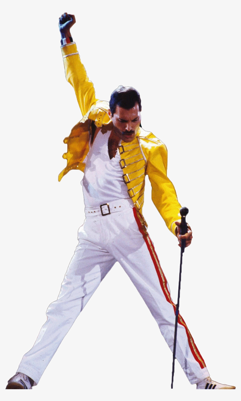 Freddie Mercury Pose - Freddie Mercury, transparent png #2036983
