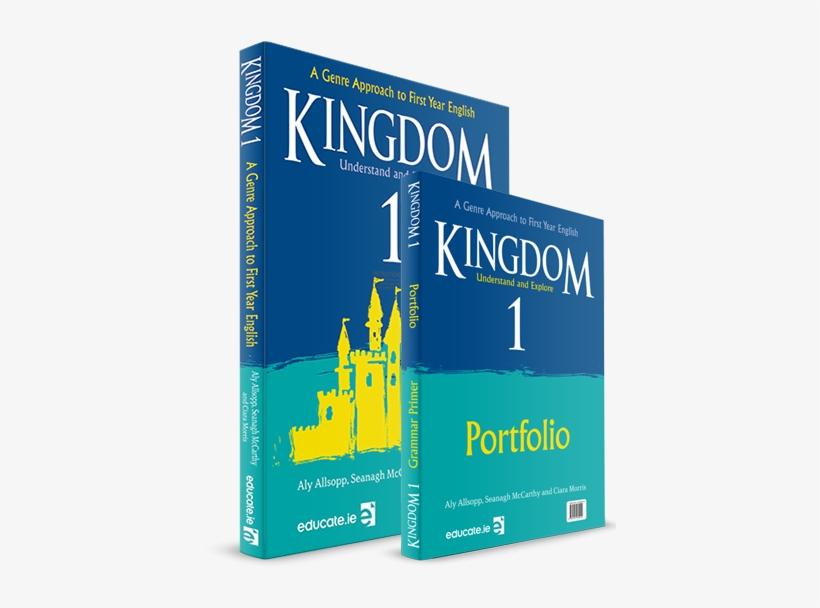 Junior Cycle English Plus Portfolio/grammar Primer - Kingdom 1, transparent png #2037923