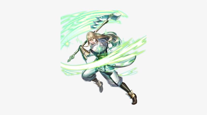 Libra Fetching Friar Btlface C - Fire Emblem Heroes Libra, transparent png #2040200