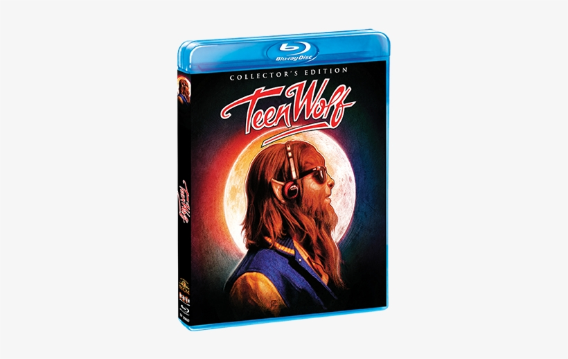Teen Wolf [collector's Edition] Exclusive Poster - Teen Wolf Scream Factory, transparent png #2041147