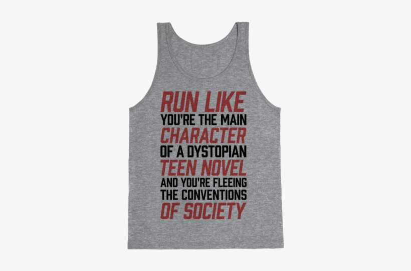 Run Like You're The Main Character In A Dystopian Teen - I M A Mom What's Your Super Power, transparent png #2041269